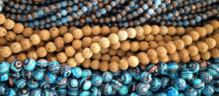 oval beads turquoise gemstone mosaic fine beading red supplies s multi itm and
